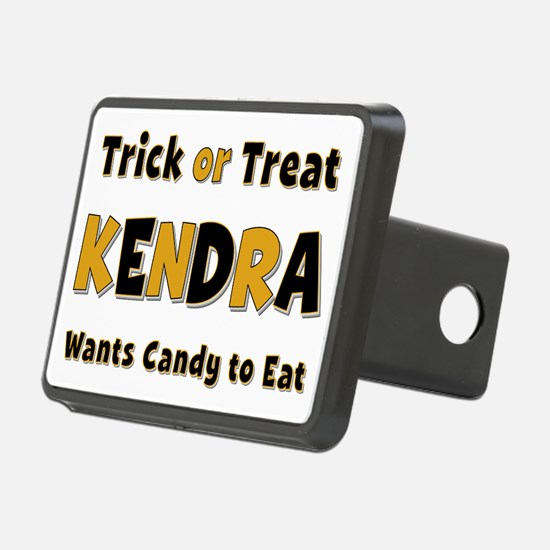 Kendra Trick or Treat Hitch Cover