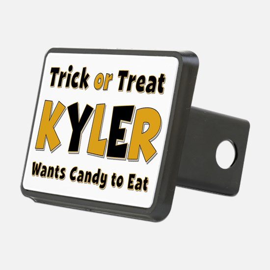 Kyler Trick or Treat Hitch Cover