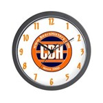 BearsHistory.com Wall Clock