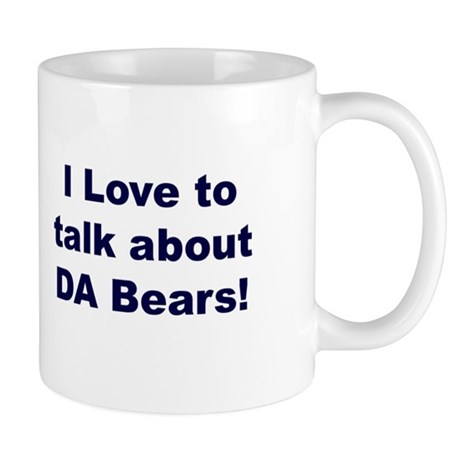 BearsHistory.com Coffee Cup