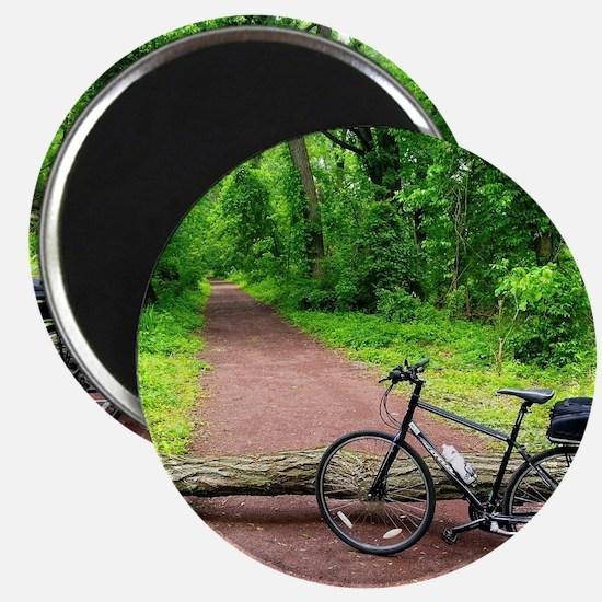 Bike Trail Magnet