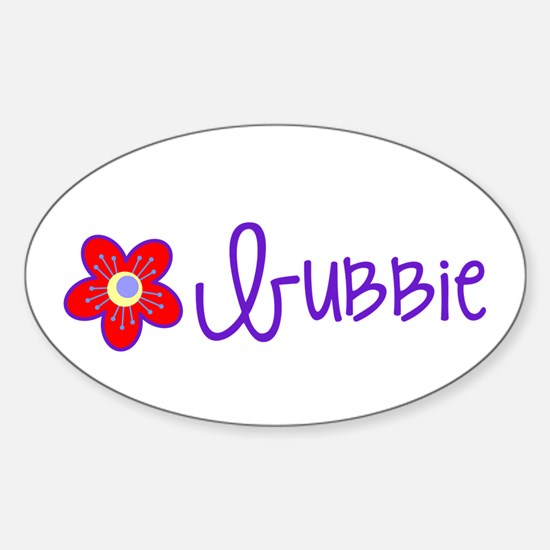 Bubbie Decal