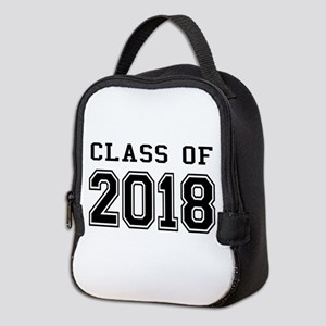 Class of 2018 Neoprene Lunch Bag