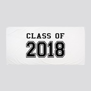 Class of 2018 Beach Towel