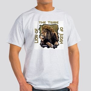Lion of Judah 11 Ash Grey T-Shirt