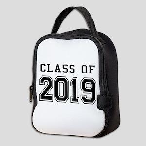 Class of 2019 Neoprene Lunch Bag