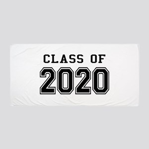 Class of 2020 Beach Towel