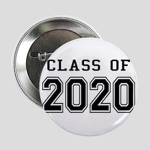 """Class of 2020 2.25"""" Button"""