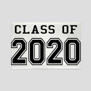 Class of 2020 Rectangle Magnet