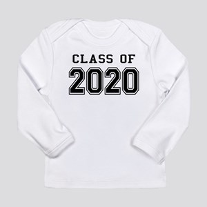Class of 2020 Long Sleeve Infant T-Shirt