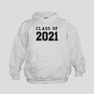Class of 2021 Kids Hoodie
