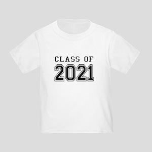 Class of 2021 Toddler T-Shirt