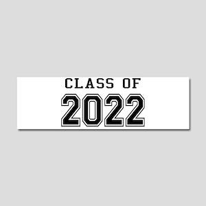 Class of 2022 Car Magnet 10 x 3
