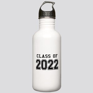 Class of 2022 Stainless Water Bottle 1.0L