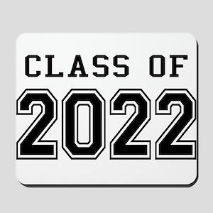 Class of 2022 Mousepad