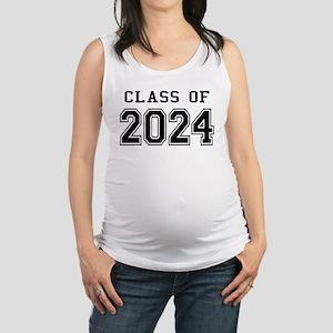 Class of 2024 Maternity Tank Top