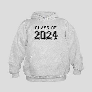 Class of 2024 Kids Hoodie