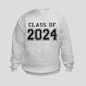 Class of 2024 Kids Sweatshirt