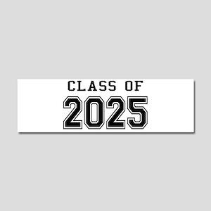 Class of 2024 Car Magnet 10 x 3
