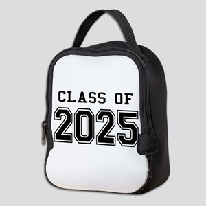 Class of 2024 Neoprene Lunch Bag