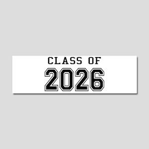 Class of 2026 Car Magnet 10 x 3