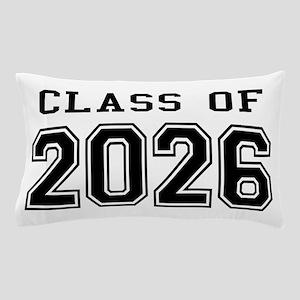 Class of 2026 Pillow Case