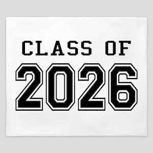 Class of 2026 King Duvet