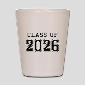 Class of 2026 Shot Glass