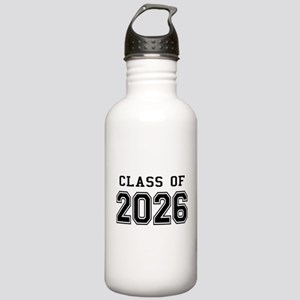 Class of 2026 Stainless Water Bottle 1.0L