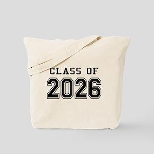 Class of 2026 Tote Bag