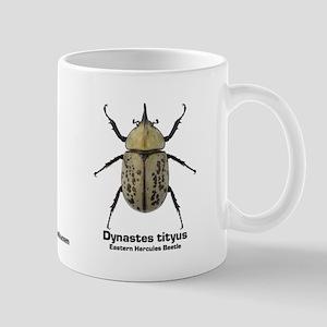 2- Beetle: U.S. Hercules Beetle Mug