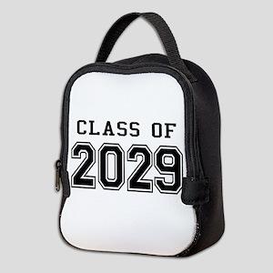 Class of 2029 Neoprene Lunch Bag