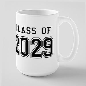 Class of 2029 Large Mug