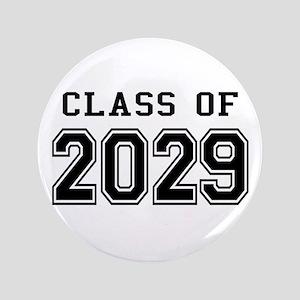 """Class of 2029 3.5"""" Button"""