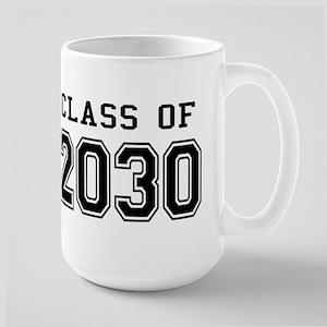 Class of 2030 Large Mug