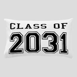 Class of 2031 Pillow Case