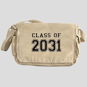Class of 2031 Messenger Bag