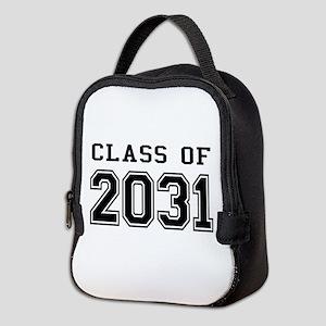 Class of 2031 Neoprene Lunch Bag