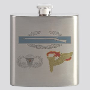 CIB Airborne CJ Pathfinder Flask