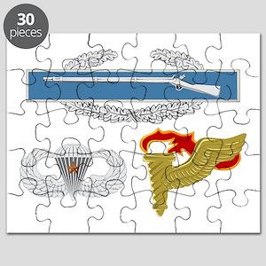 CIB Airborne CJ Pathfinder Puzzle