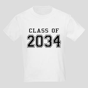 Class 2034 Kids Light T-Shirt