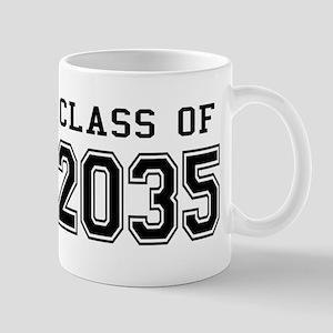 Class of 2035 Mug
