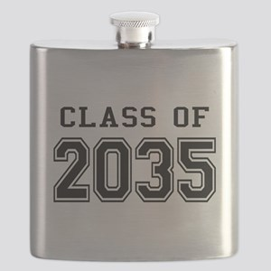 Class of 2035 Flask