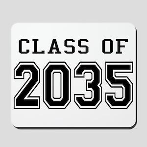 Class of 2035 Mousepad