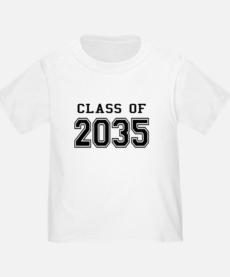 Class of 2035 T
