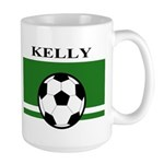 Soccer Mugs With Names