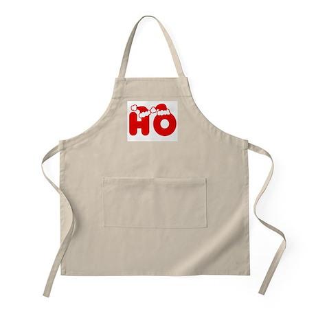 HO BBQ Apron