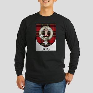 brodyCBT Long Sleeve Dark T-Shirt