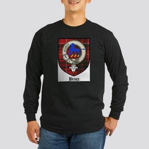 BruceCBT Long Sleeve Dark T-Shirt