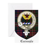 CarnegieCBT.jpg Greeting Cards (Pk of 10)